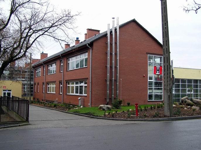 zdjęcie Publiczne Gimnazjum w Walcach